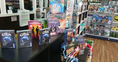 A look at Chaos Cards' Friendly Local Game Store!