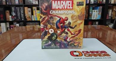 Marvel Champions - An Addictive LCG!