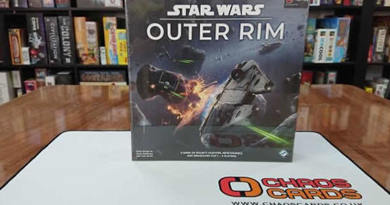 Star Wars: Outer Rim - Villainy Awaits!