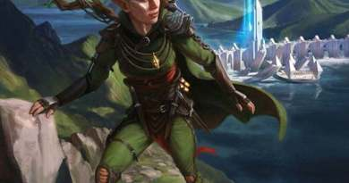 D&D Meets Magic the Gathering in Zendikar Rising!