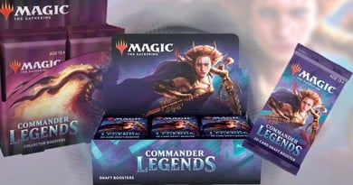 Commander is Getting its Own Booster!