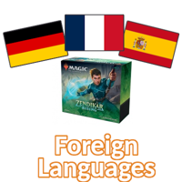 Foreign languages (Magic)