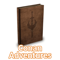 Conan Adventures Undreamed Of