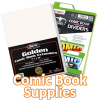 Comic Books Supplies