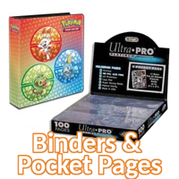 Binders & Pocket Pages
