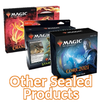 Other Sealed Products (Magic)