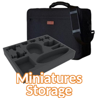 Miniatures Storage