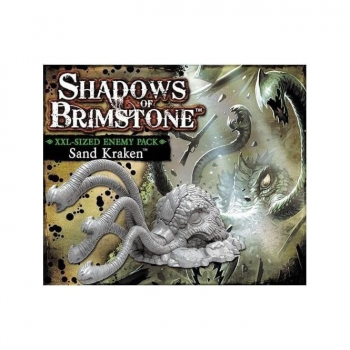 Shadows of Brimstone : Sand Kraken XXL Enemy Pack