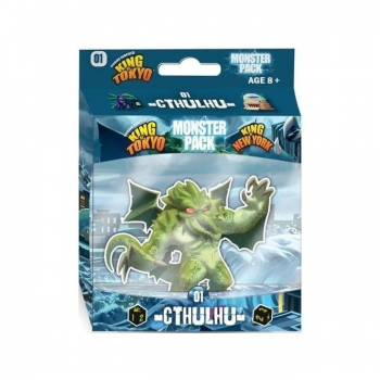 King of Tokyo/New York - Cthulhu Monster Pack