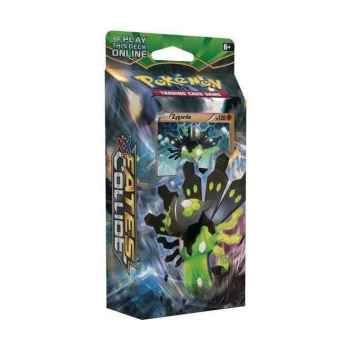 Pokemon Theme Deck : Zygarde - XY Fates Collide
