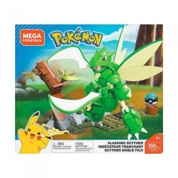 Pokemon Construction Set Slashing Scyther