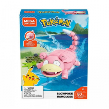 Pokemon Construction Set Slowpoke