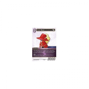 Red Mage (FOIL) : OPUS 7 #085f - DragonBall Super Card Game Single Card