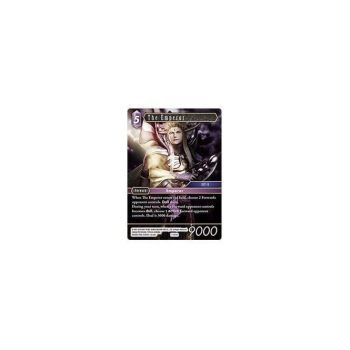 The Emperor (FOIL) : OPUS 7 #091f - DragonBall Super Card Game Single Card