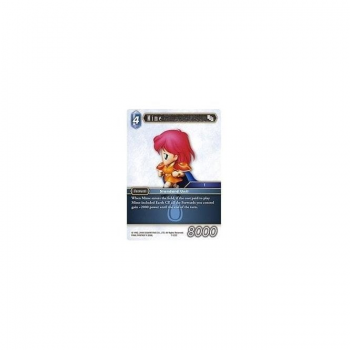 Final Fantasy TCG - Single Card Opus 7 #122f : Mime (FOIL)