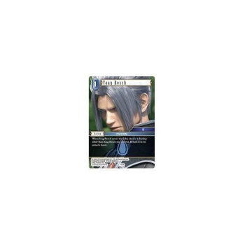 Final Fantasy TCG - Single Card Opus 7 #123f : Yaag Rosch (FOIL)