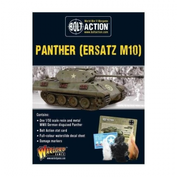Bolt Action : Panther (Ersatz M10)