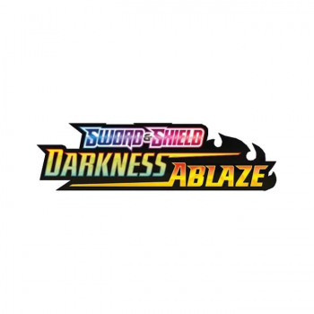 Pokemon Sword and Shield Darkness Ablaze - Premium Checklane Blister Grimmsnarl