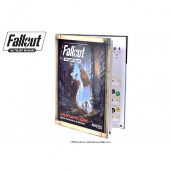 Fallout: Wasteland Warfare RPG - Core Rulebook