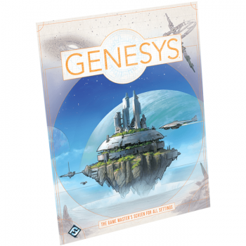 Genesys Roleplaying Game: Game Master's Screen