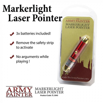 The Army Painter Markerlight Laser Pointer