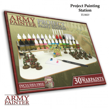 The Army Painter Project Paint Station