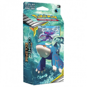 Pokemon Theme Deck : Kyogre - Sun and Moon Cosmic Eclipse