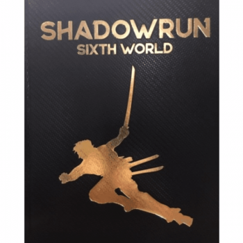 Shadowrun - Sixth Edition Core Rulebook LIMITED EDITION