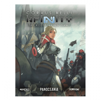 Infinity RPG: PanOceania Supplement