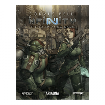 Infinity RPG: Ariadna Supplement