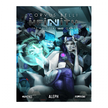 Infinity RPG: Aleph Supplement