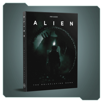 Alien The Roleplaying Game: Core Rulebook