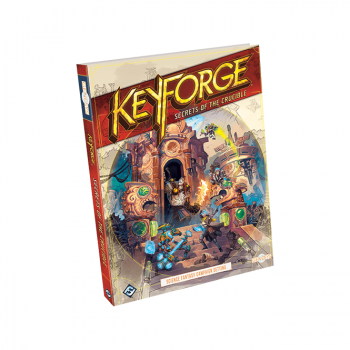 Genesys Roleplaying Game: Keyforge - Secrets of the Crucible
