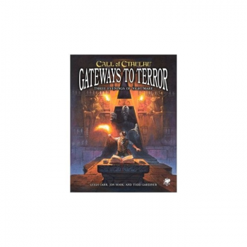 Call of Cthulhu 7th Edition: Gateways to Terror - Three Evenings of Nightmare