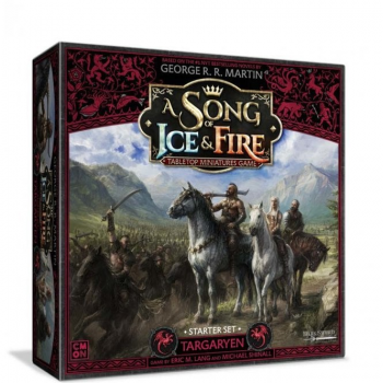 A Song of Ice and Fire: Targaryen Starter Set