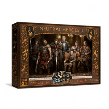 A Song of Ice and Fire: Neutral Heroes Box 2