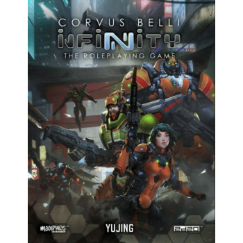 Infinity RPG: Yu Jing Supplement