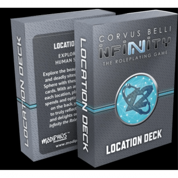 Infinity RPG: Location Deck