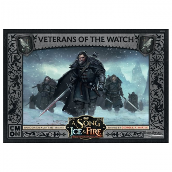 A Song of Ice and Fire: Veterans of the Watch