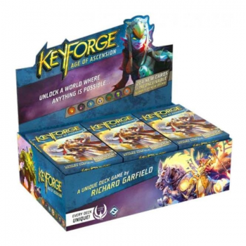 Keyforge : Age of Ascension - Archon Deck: Display of 12 Decks