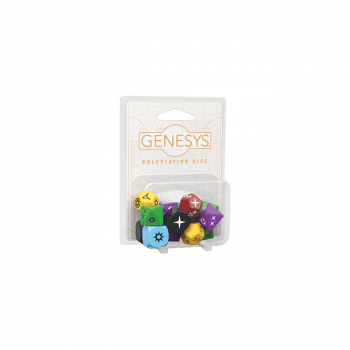 Genesys Roleplaying Game: Dice Set