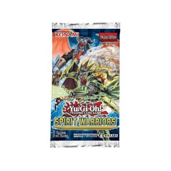 Yu-Gi-Oh! Sealed Booster Pack (5 Cards) - Spirit Warriors (1st Edition)