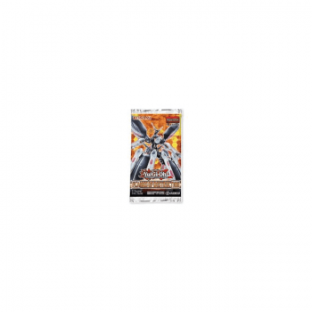Yu-Gi-Oh! Sealed Booster Pack (9 Cards) - Flames of Destruction (1st Edition)
