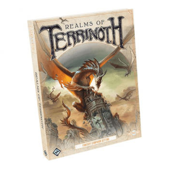 Genesys Roleplaying Game: Realms of Terrinoth