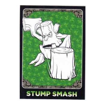 Skylanders Giants Trading Card - C5 STUMP SMASH