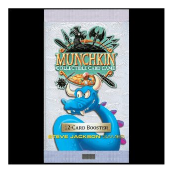Munchkin CCG : Season 1 Booster Pack (12 cards)