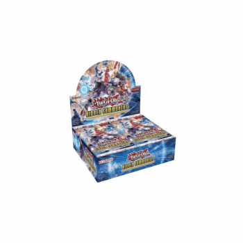 Yu-Gi-Oh! Sealed Booster BOX (24 packs) - Hidden Summoners (1st Edition)