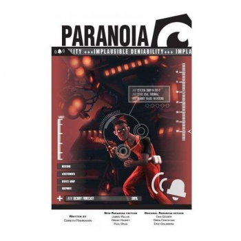 Paranoia Red Clearance Edition - Implausible Deniability