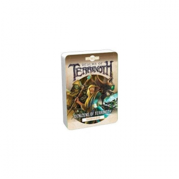 Genesys Roleplaying Game: Denizens of Terrinoth Adversary Deck