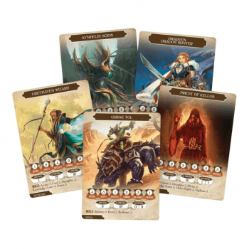 Genesys Roleplaying Game: Foes of Terrinoth Adversary Deck